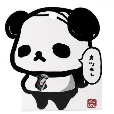 큐리아 아저씨 팬더 조각 스티커(814798)