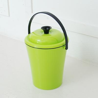 [토마톰스]그린 음식물 쓰레기통 2.7L