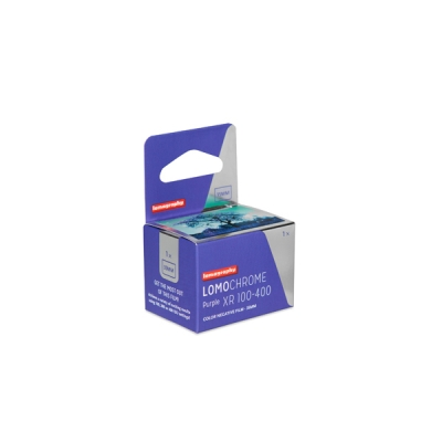 35mm 크롬 퍼플 XR 100-400 - 1롤 1팩