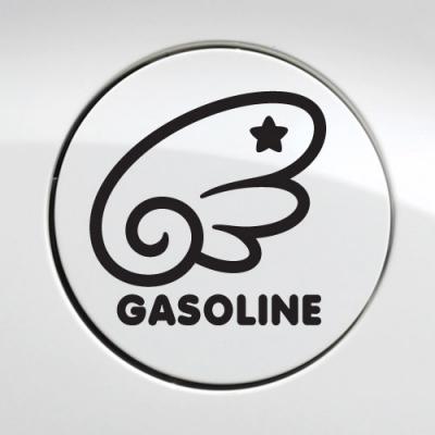 주유구_천사날개 가솔린