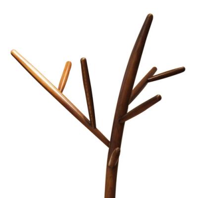[큐엠]QM 스칸딕디자인 그로브 월넛 옷걸이(grov walnut hanger)