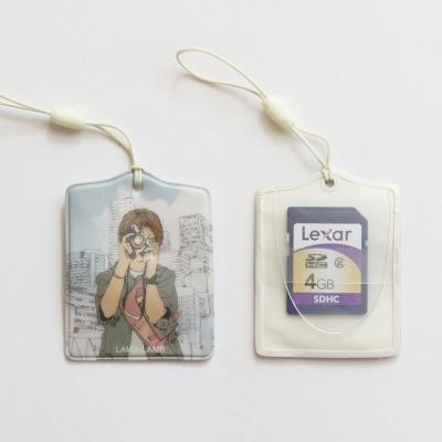 Memory & Simcard holder(3pcs)