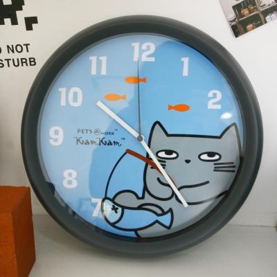 ZENSE 캄캄(고양이) 벽시계