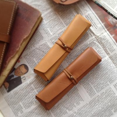 접이식 필통. 펜파우치 / Pencil Case_Cross Folding