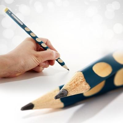 스타빌로 이지그래프 인체공학 연필 2본 EASYgraph