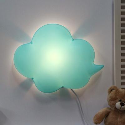 [LAMPDA] 구름모양 벽등 (블루)
