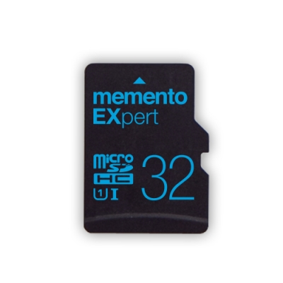 [메멘토] 마이크로SD UHS-I 32G class10 Expert Microsd카드