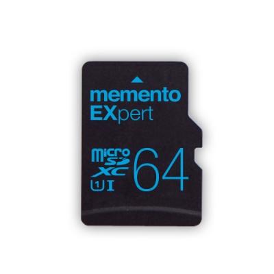 [메멘토] 마이크로SD UHS-I 64G class10 Expert Microsd카드