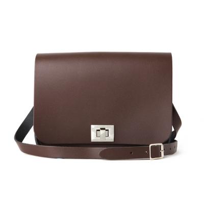 Chocolate Brown Medium Pixie Bag