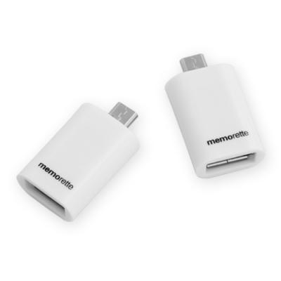 OTG 젠더 마이크로5핀용 USB연결용