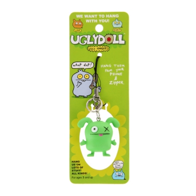 [KINKI ROBOT] Uglydoll figure zipper pulls_OX (1407008)