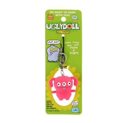 [KINKI ROBOT] Uglydoll figure zipper pulls_Peaco (1407011)