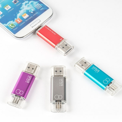 [UNUS] 유에너스 SMART-PRO OTG USB메모리 8G