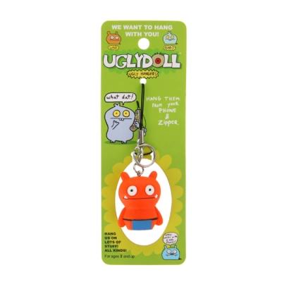 [KINKI ROBOT] Uglydoll figure zipper pulls_Wage (1407013)