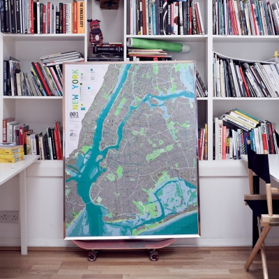New York City Map (뉴욕시티맵 Ver.1)