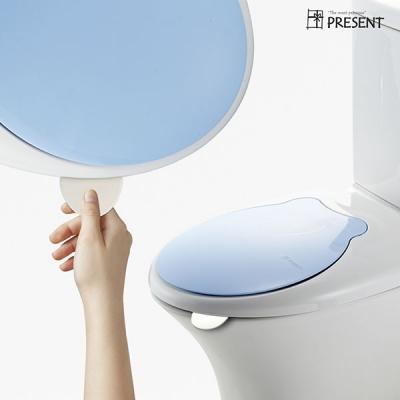 위생 변기손잡이(화이트 1+1)