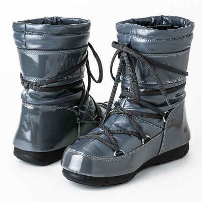MOON BOOT W.E. SOFT MID - ANTHRA