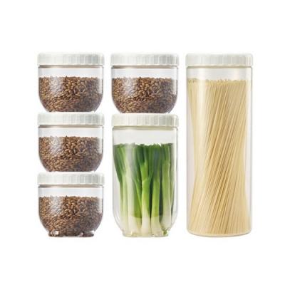 락앤락 냉장고 문짝정리용기 인터락 6개세트(411)
