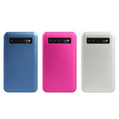USB 스마트폰 4000m LCD 보조 배터리 충전기 MID-40_(600760285)