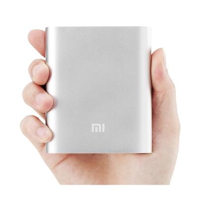 (Xiaomi)샤오미 보조배터리 10400mAh 실버