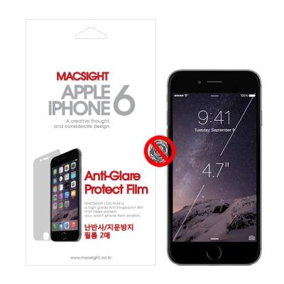 맥사이트 아이폰6 지문방지필름 iPhone6