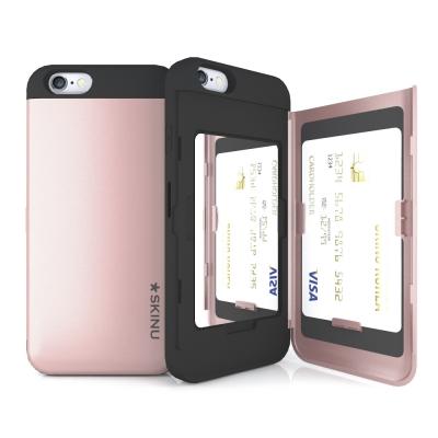 SKINU 유레카 카드수납 케이스 - iPhone 6S+/6+