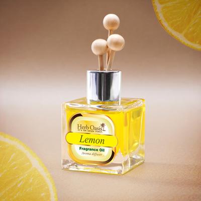 허브오아시스 아로마 차량용 방향제 레몬 50ml