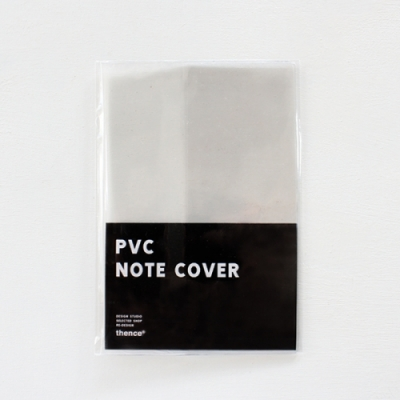 PVC NOTE COVER