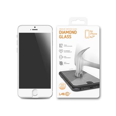 [LAB.C] 강화유리필름 Diamond Glass[0.2mm][아이폰6/4.7]