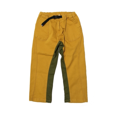 CAYL Crop pants / Mustard&Olive
