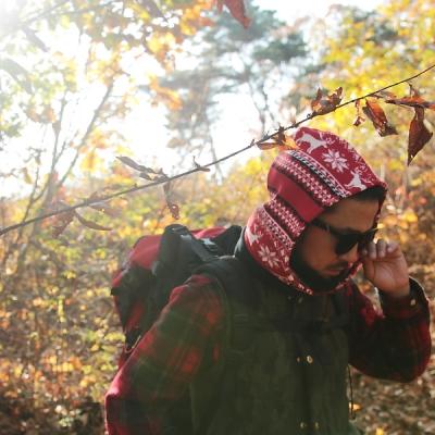 [릿지라인] 캠프 후드 넥워머 Camp Hood Neck Warmer