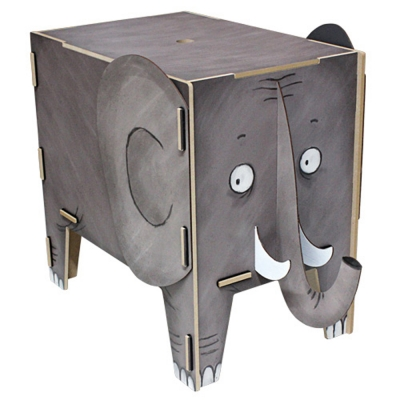 Table-Elephants