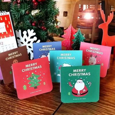 러블리 크리스마스 카드 6장세트 (6가지디자인)