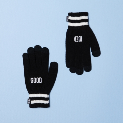GOOD IDEA SMART GLOVE QS (BLACK)