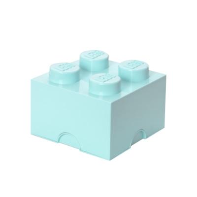 [레고 스토리지] 레고 블릭정리함 4 (아쿠아)