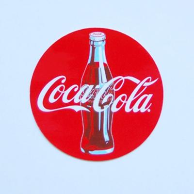 [코카콜라]70's 로고 스티커
