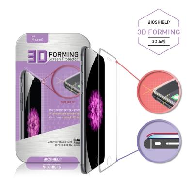 아이폰6 전용 풀 커버 3D포밍 액정보호필름 (후면필름 무료증정)