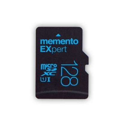 [메멘토] 마이크로SD UHS-I 128G class10 EXpert Microsd카드