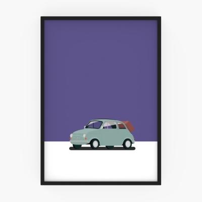 [April picnic_No.6] Fiat 500