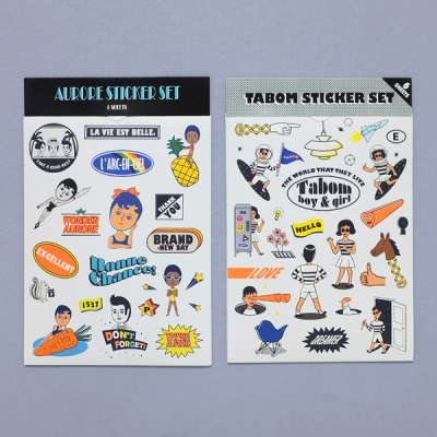 STICKER SET 2종