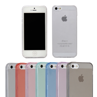 투명 젤리케이스의 진화 아이폰5/5S 쌩폰케이스
