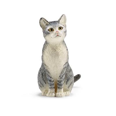 슐라이히 앉아 있는 고양이 ver.2_(300766797)