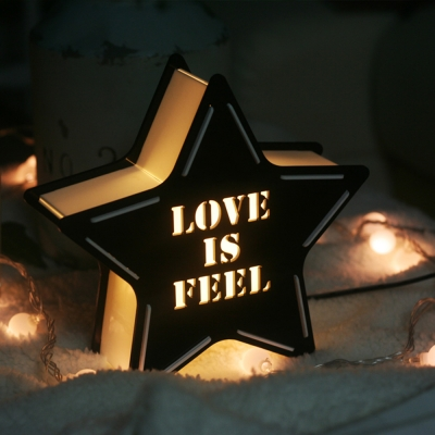 STAR 카피라이트 [LOVE IS FEEL]