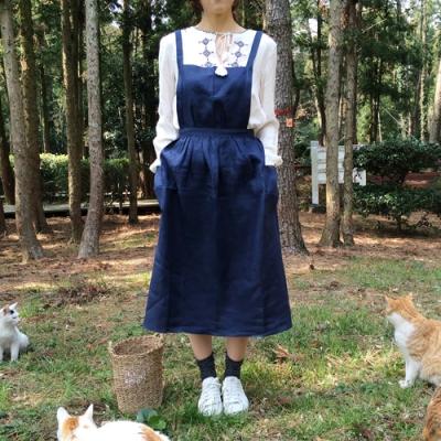 앤 에이프런 : ann's apron [3color]