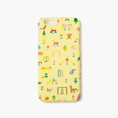 [아이폰6/6S] AIUEO iPhone Case - park YE