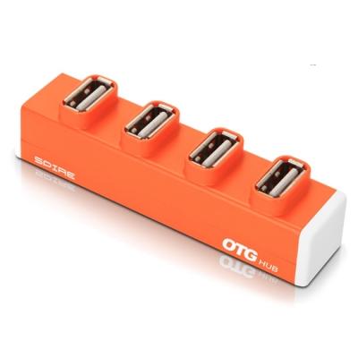 거스트 SPIRE 4포트 USB OTG 허브 SP-MH100