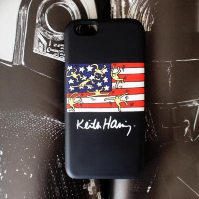 SKINU x Keith Haring 범퍼케이스 - America