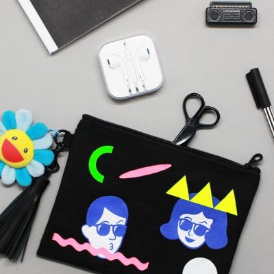 CANVAS POUCH ver.3 3종