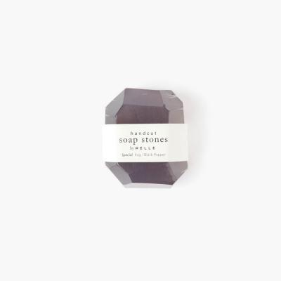Soap Stone NUGGET 3oz, Black Pepper