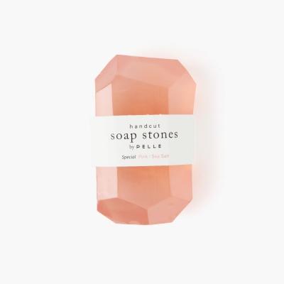 Soap Stone STONE 6oz, Pink Sea Salt